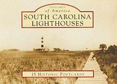 South Carolina Lighthouses: 15 Historic Postcards