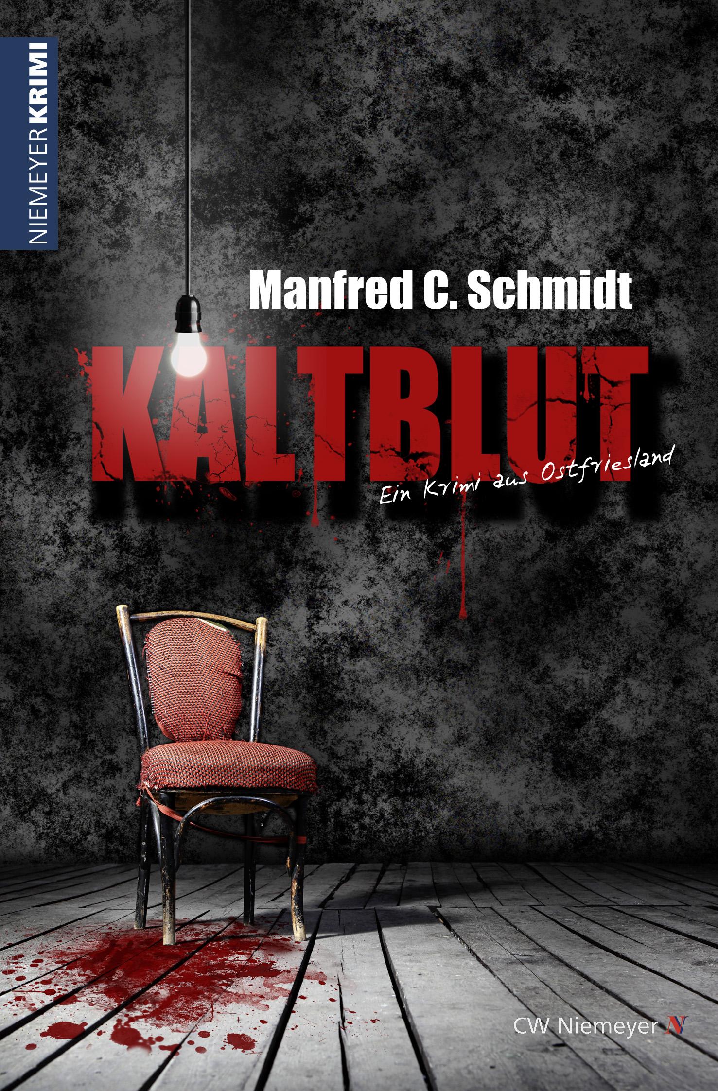 NEU Kaltblut Manfred C Schmidt 195128