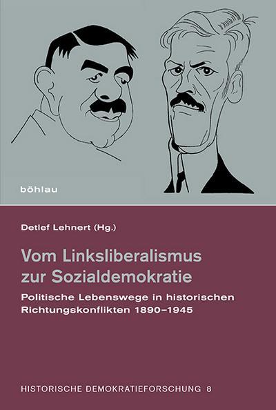 Vom Linksliberalismus zur Sozialdemokratie