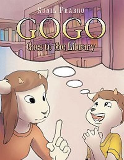 Gogo Goes to the Library