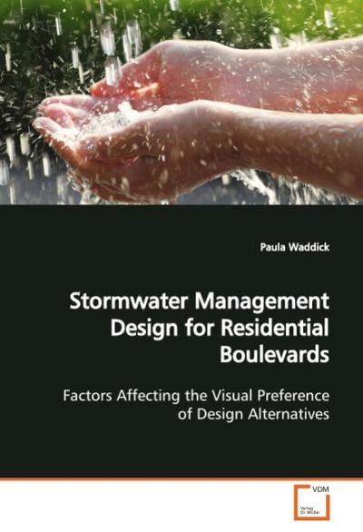 Stormwater Management Design for Residential Boulevards