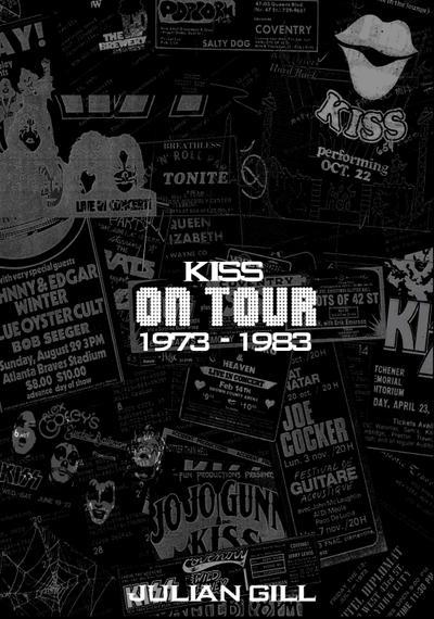 Kiss on Tour, 1973-1983