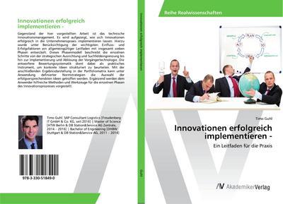 Innovationen erfolgreich implementieren -