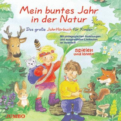 Mein buntes Jahr in der Natur. Cassette. . Das große JahrHöhrbuch für Kinder