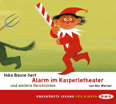Alarm im Kasperletheater und weitere Geschichten
