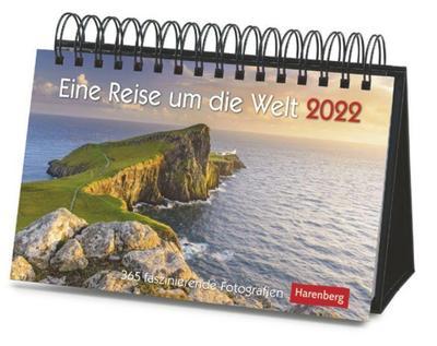 Eine Reise um die Welt. Kalender 2022