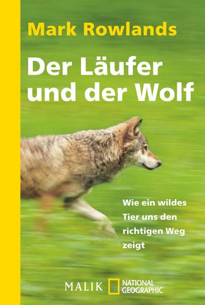 Der Läufer und der Wolf