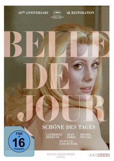 Belle de Jour - Die Schöne des Tages. 50th Anniversary Edition