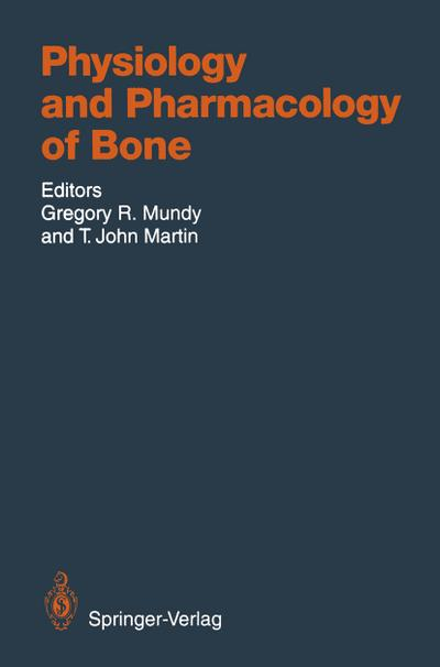Physiology and Pharmacology of Bone