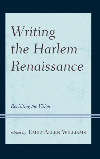 Writing the Harlem Renaissance