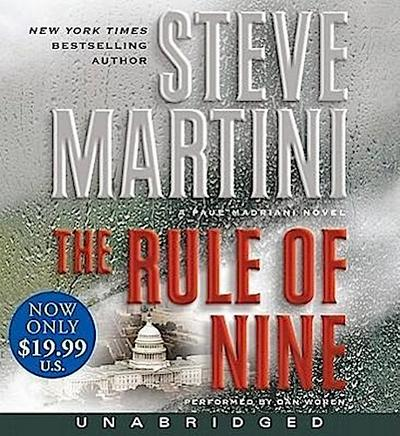 The Rule of Nine Low Price CD: A Paul Madriani Novel