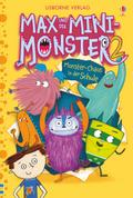 Max und die Mini-Monster: Monster-Chaos in der Schule (Bd. 2)