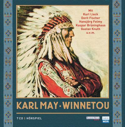 Winnetou, 7 Audio-CDs