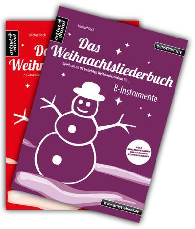 Das Weihnachtsliederbuch-Set (B-Instrumente + Klavierbegleitung)