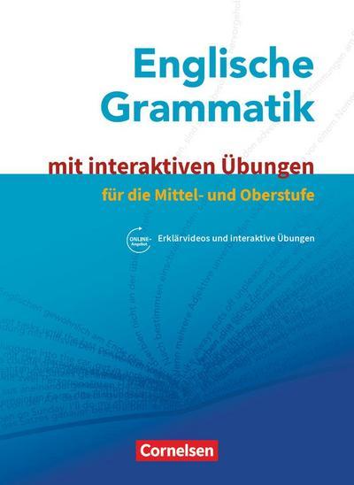 Englische Grammatik mit Interaktiven Übungen auf scook.de