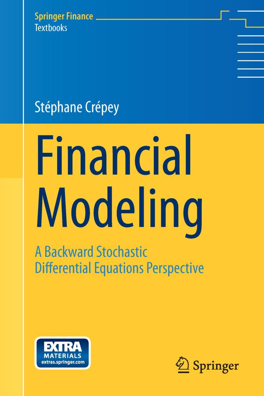 Financial Modeling Stéphane Crépey