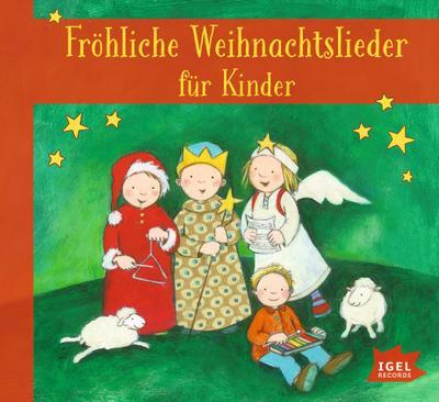 Fröhliche Weihnachtslieder für Kinder