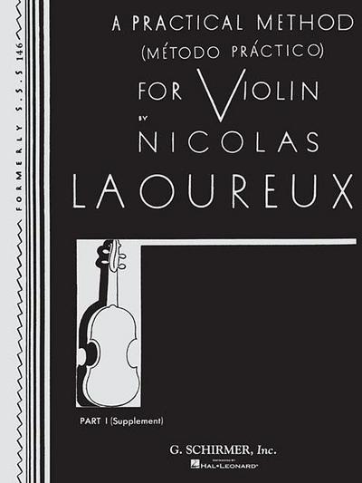 Practical Method - Part 1 (Supplement): Violin Method
