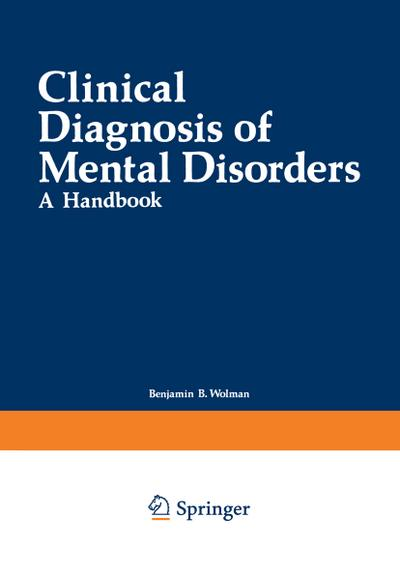 Clinical Diagnosis of Mental Disorders
