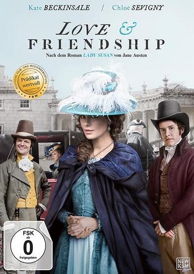 Love & Friendship - Jane Austen