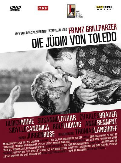 Die Jüdin von Toledo, 1 DVD