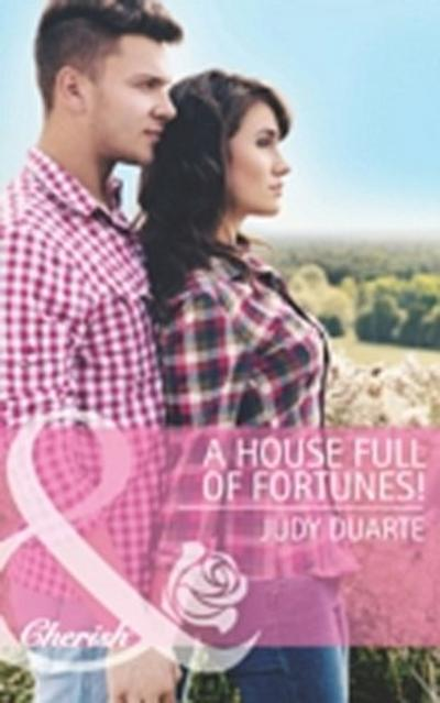 House Full of Fortunes! (Mills & Boon Cherish)