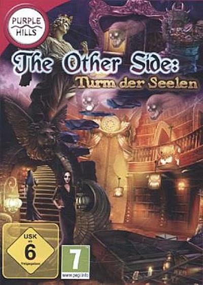 The Other Side, Der Turm der Seelen, CD-ROM