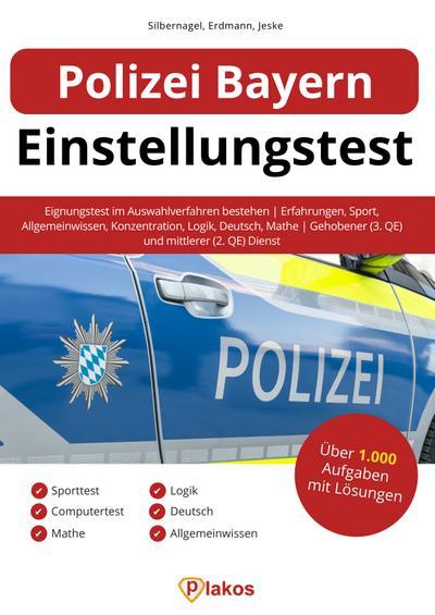 Polizei Bayern Einstellungstest