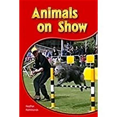 ANIMALS ON SHOW W/TG-6PK
