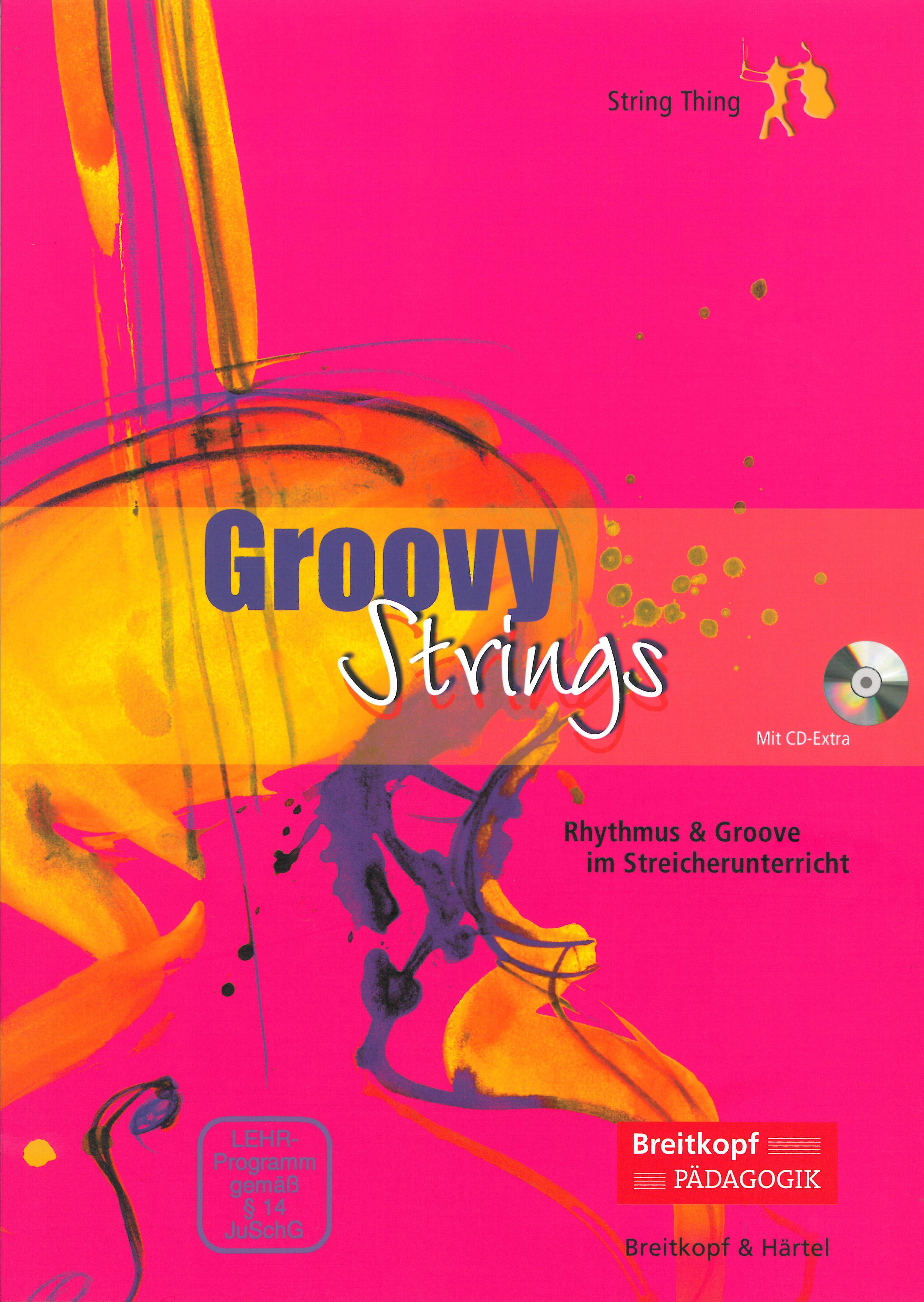 Groovy Strings Susanne Paul