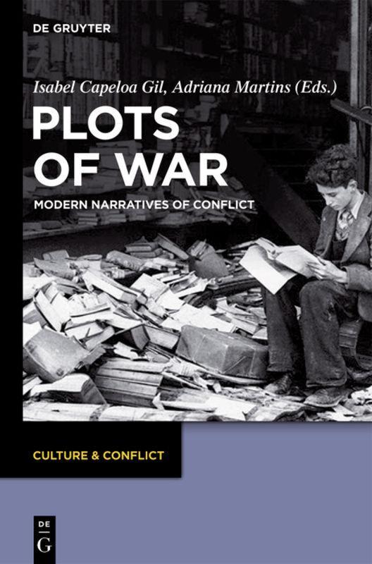 Plots of War | Isabel Capeloa Gil |  9783110282870
