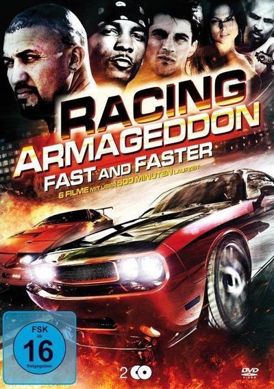 Racing Armageddon Box-Fast and Faster