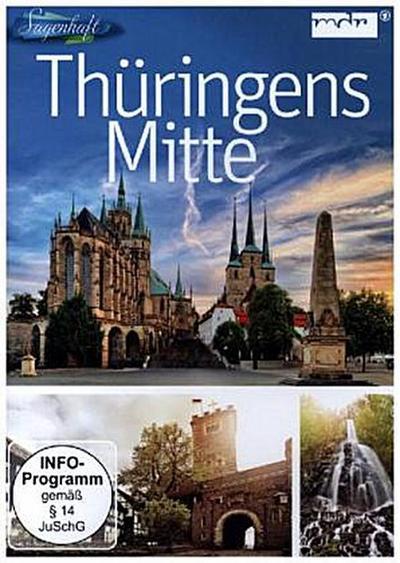 Thüringens Mitte, 1 DVD