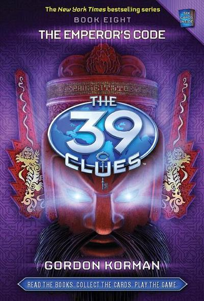 The 39 Clues - The Emperor's Code