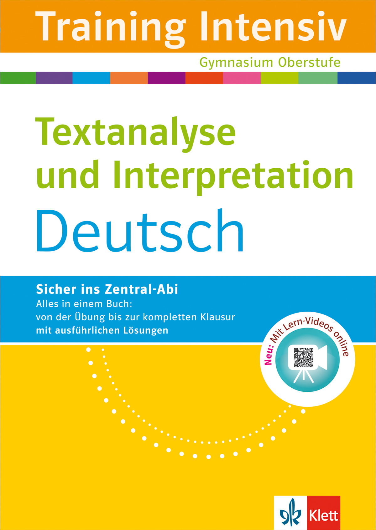 Textanalyse und Interpretation Deutsch: mit Lern-Videos online Claus Gigl