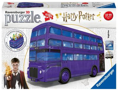 Harry Potter Bus. 3D Puzzle 216 Teile