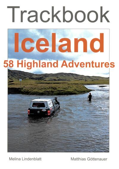 Trackbook Iceland