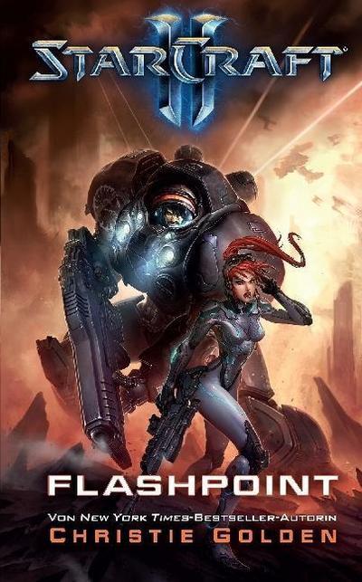 StarCraft II. Flashpoint