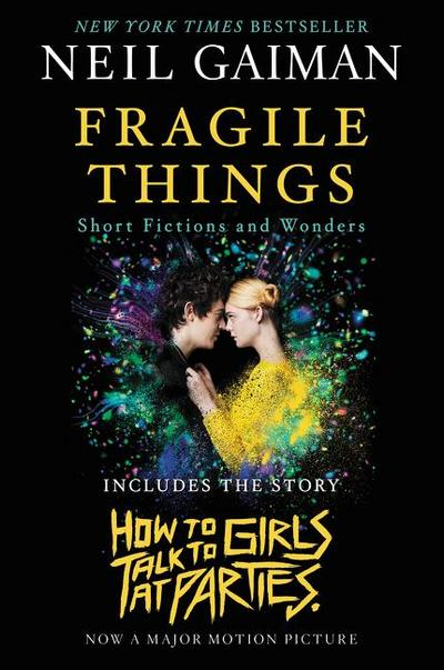 Fragile Things. Movie Tie-In