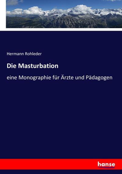 Die Masturbation