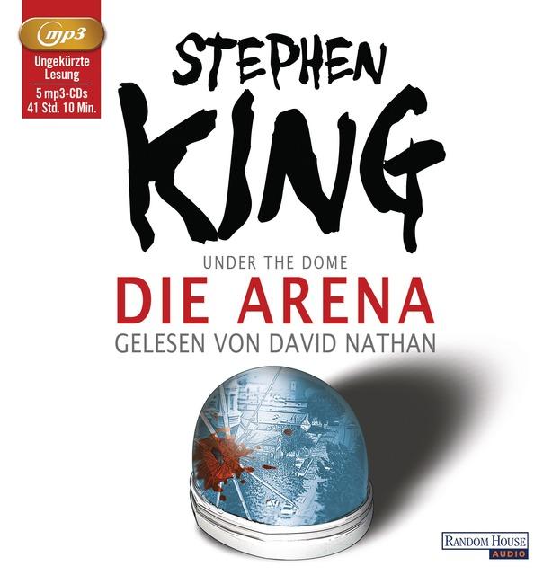 Die Arena Stephen King 9783837128239