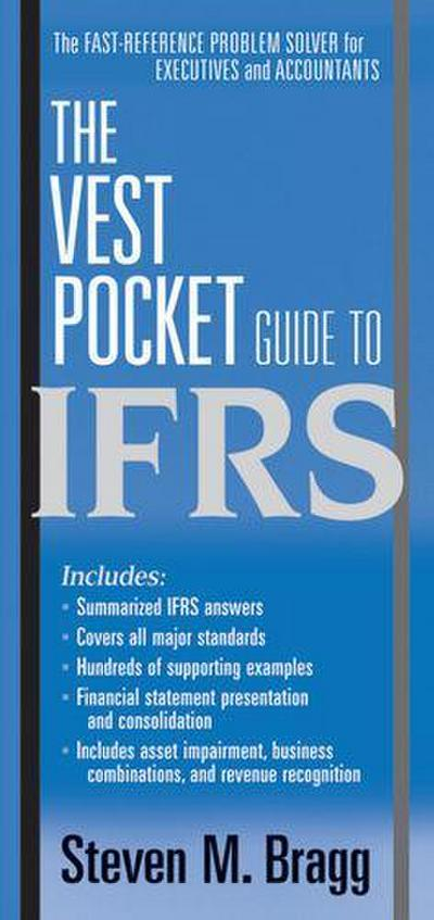 The Vest Pocket Guide to IFRS