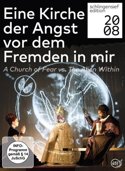 Eine Kirche der Angst vor dem Fremden in mir, 2 DVD