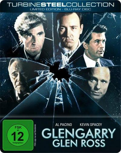 Glengarry Glen Ross, 1 Blu-ray (LTD Turbine Steel Edition)