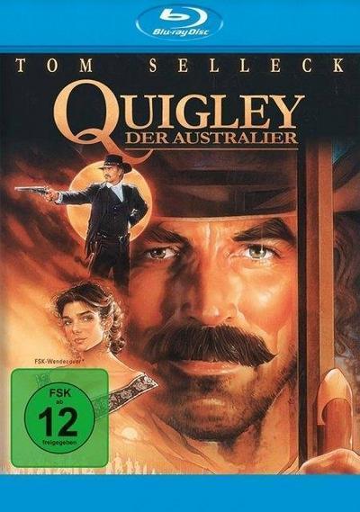 Quigley der Australier. Blu-Ray
