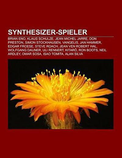 Synthesizer-Spieler