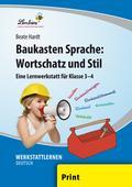 Baukasten Sprache: Wortschatz und Stil (PR)