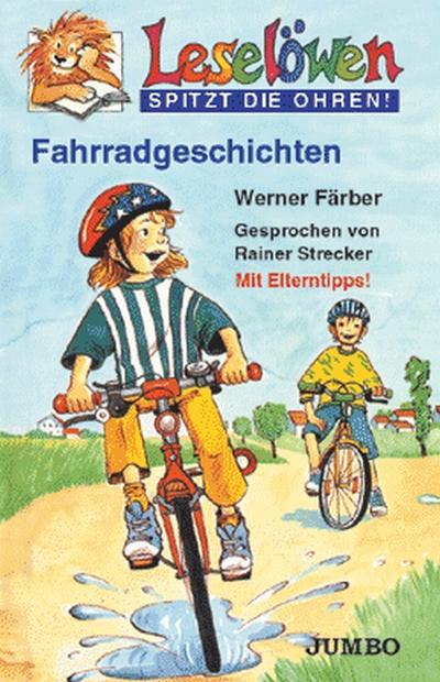 Leselöwen spitzt die Ohren. Fahrradgeschichten. Cassette.