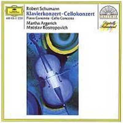 Schumann: Piano Concerto Op.54, Cello Concerto Op.129