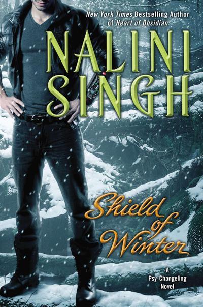 Shield of Winter (Psy/Changelings, Band 13)